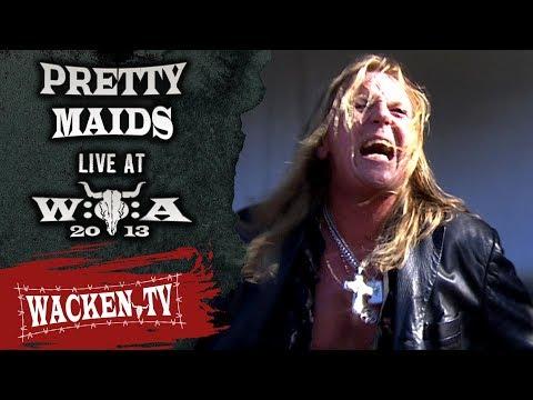 Pretty Maids - Full Show - Live at Wacken Open Air 2013