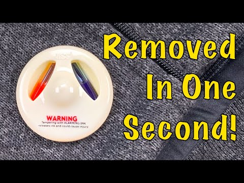 [991] Removing Inventory Control Tags FAST!