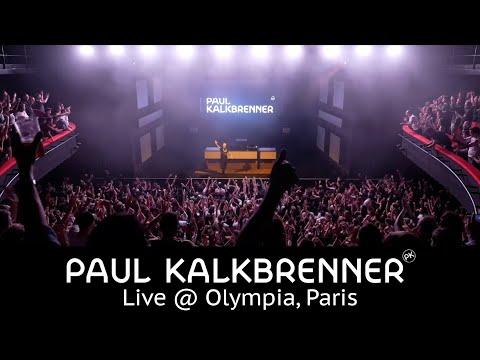 Paul Kalkbrenner Live @ Olympia, Paris 2021