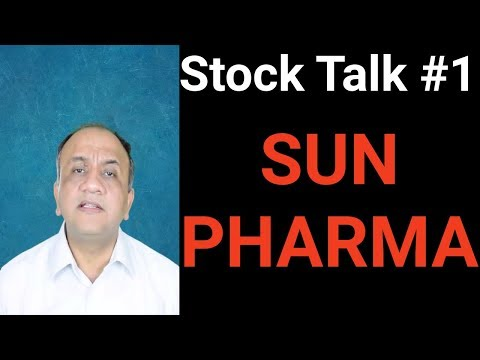 Sun Pharma Opinion - Stock Talk with Nitin Bhatia #1 (Hindi)