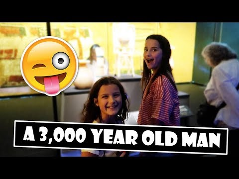 A 3,000 Year Old Man 😜 (WK 386.6) | Bratayley