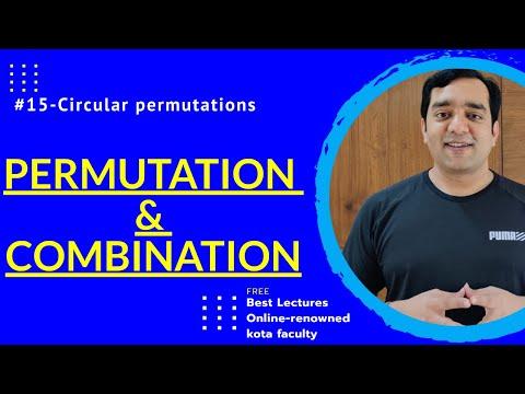 # 15 Permutation And Combination IIT JEE MATHEMATICS