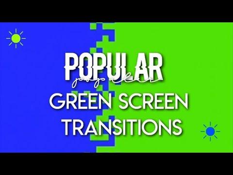 popular GREEN SCREEN OVERLAYS PACK | starryediting