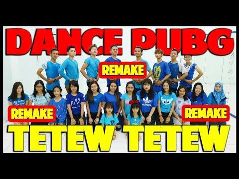 DANCE PUBG - REMAKE - TETEW - TIK TOK - GOYANG VIRAL - CHOREOGAPHY BY DIEGO TAKUPAZ