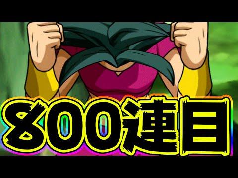 【ドッカンバトル】カリフラ&ケール狙いでガチャ800連目【Dragon Ball Z Dokkan Battle】