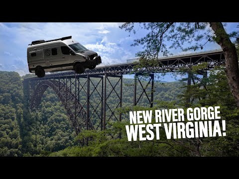 Taco Tuesday in the SATvan! | Conquering West Virginia