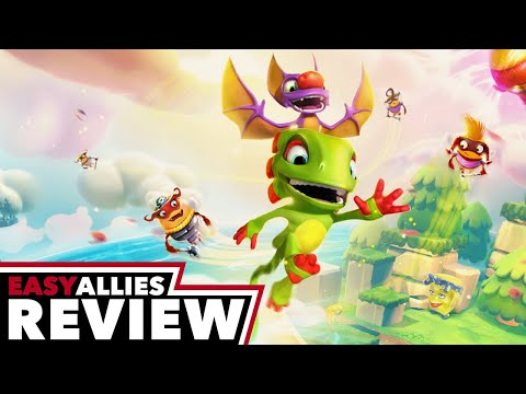 Yooka-Laylee and the Impossible Lair - Easy Allies Review