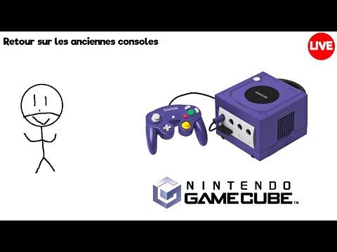 🔴 Retour sur les anciennes consoles : Nintendo Gamecube