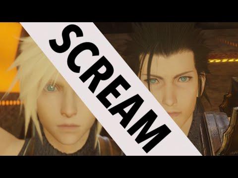 【FF7R MMD】Cloud x Zack - Scream