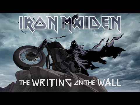 Iron Maiden – The Writing On The Wall (Official Video)