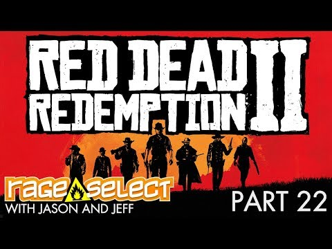 Red Dead Redemption 2 (Part 22) Let's Play - with Jason and Jeff!