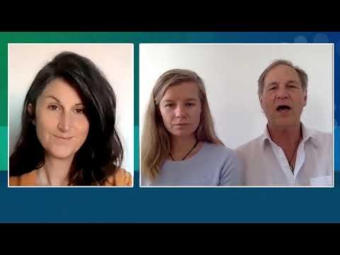 Day 3 - GEN 2012 Summit - Clinton Callahan and Anne Chloé Destremau