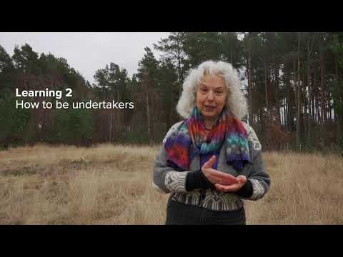 Findhorn Community: Green Burial - Day 3 Social Transformation - Living Solution Series