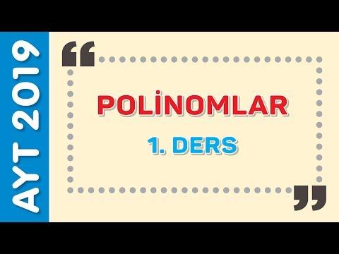 POLİNOMLAR 1.DERS - Emrah Hoca