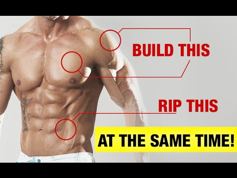 How to Get 6 Pack Abs (WHILE BUILDING MUSCLE SIZE!)