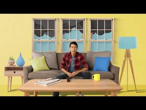 AQUOS LED TV SHARP dengan Fitur Azan, Bergaransi 5 tahun & Anti Petir RUSAK GANTI BARU