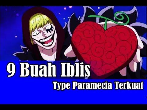 17# - 9 Buah Iblis Paramecia Terkuat (One Piece)