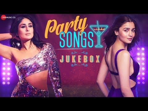 Party Songs Audio Jukebox - Chandigarh Mein, Kala Chashma, Hook Up Song, Pallo Latke| Happy New Year