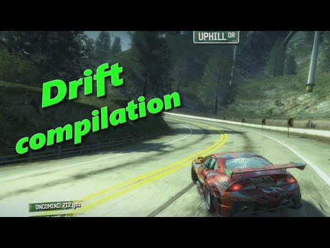 Drift in Burnout Paradise (1080p 60fps)