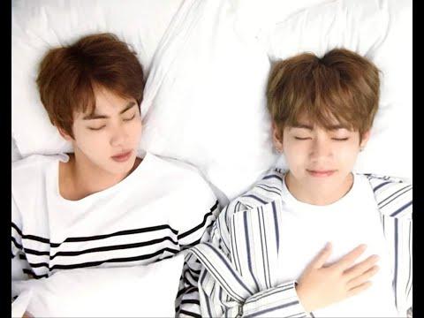 How Tae loves Jin [2] | [Taejin] Cách Tae thể hiện tình yêu với Jin