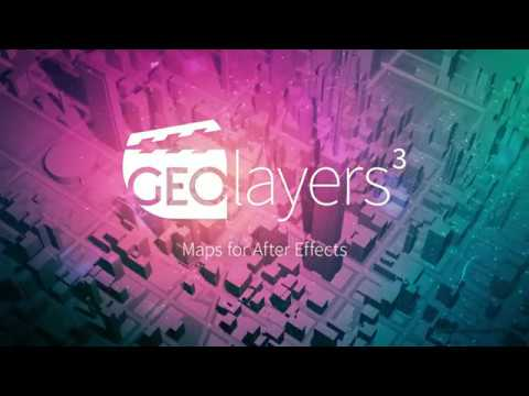 GEOlayers 3 for After Effects