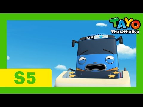 Tayo S5 Special Episode l When Buses Go To Amusement Park l Tayo the Little Bus
