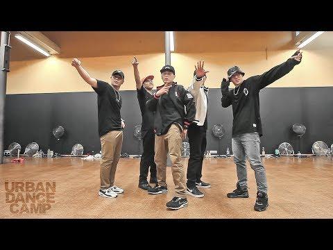 Hot - Rosco P. Coldchain / Just Jerk Crew, Choreography / 310XT Films / URBAN DANCE CAMP