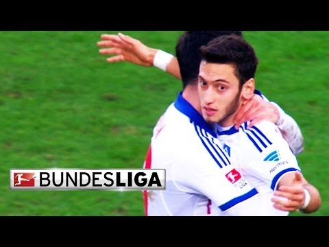 Must See! 41 Metre Missile from Calhanoglu Rounds Off Fantastic Day for Hamburg