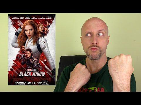 Black Widow - Doug Reviews