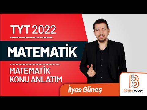 24)İlyas GÜNEŞ - Bölünebilme Kuralları - I (TYT-Matematik) 2021